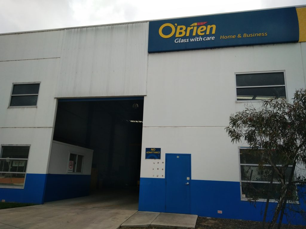 O'Brien® Glass Canberra