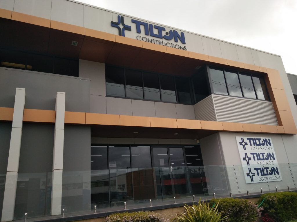 Tilton Constructions