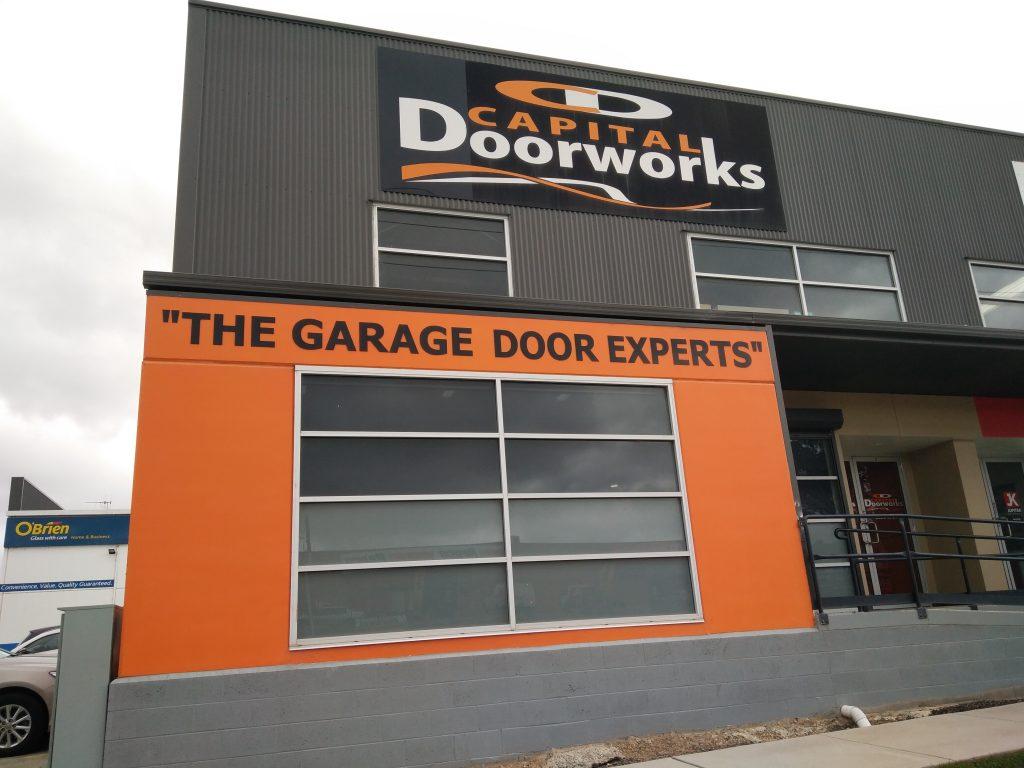 Capital Doorworks