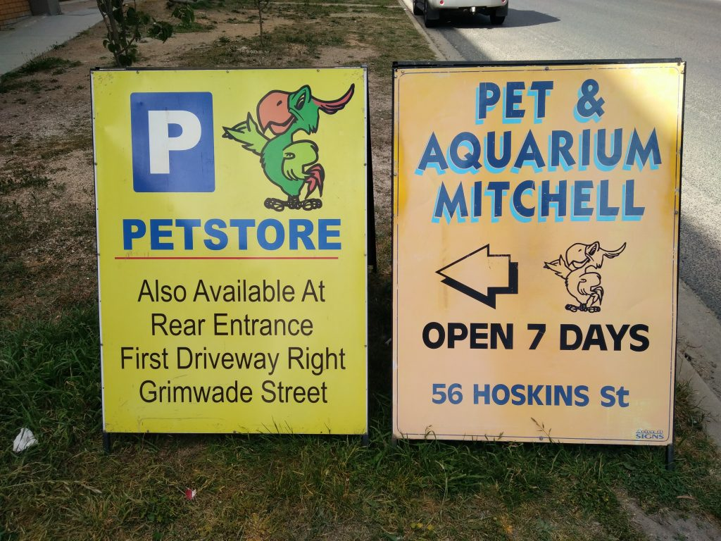 Pet & Aquarium Winkel