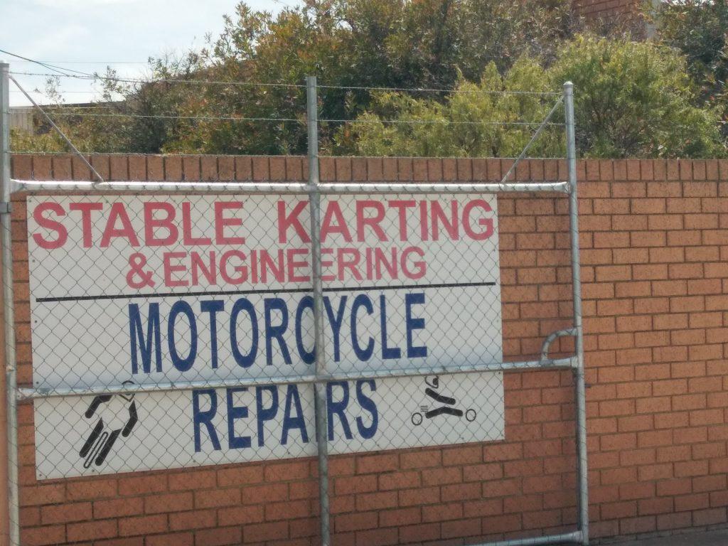 Stable Karting