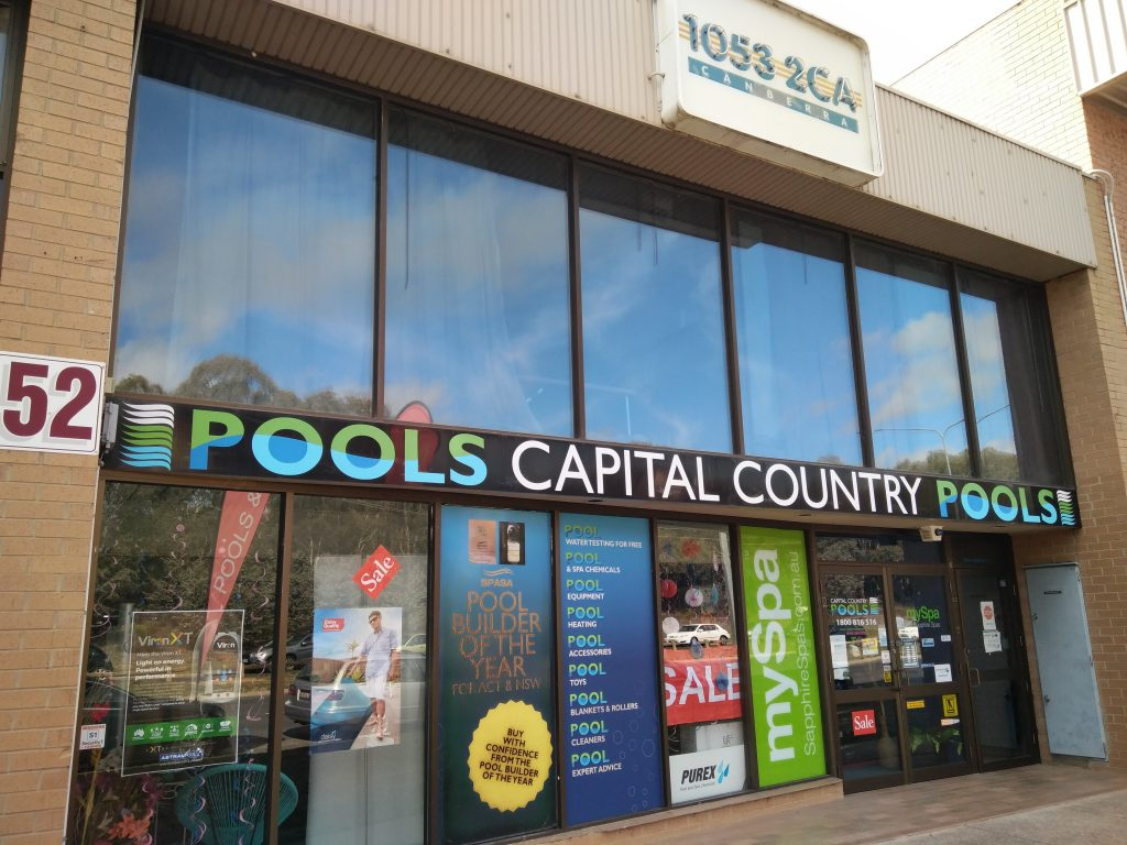 Capital Country Pools