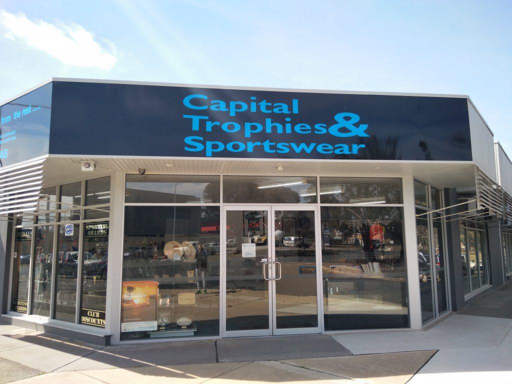 Capital Trophies & Sportswear