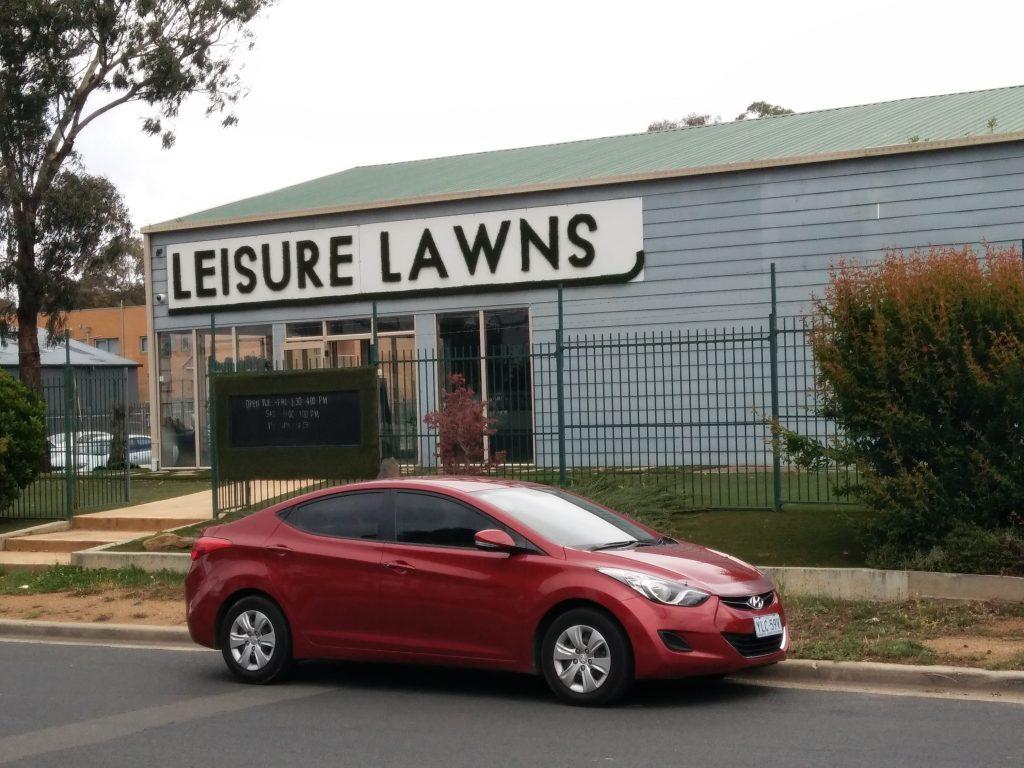 Leisure Lawns