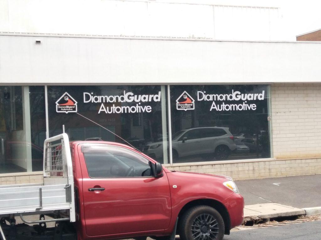 Diamond Guard Distributors