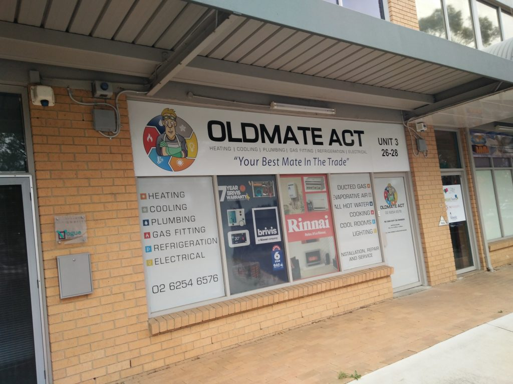 Oldmate Gas & Plumbing Services