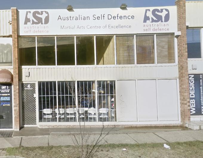 Australian Self Defence