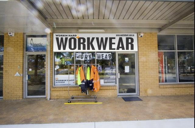 Workin Hard Workwear