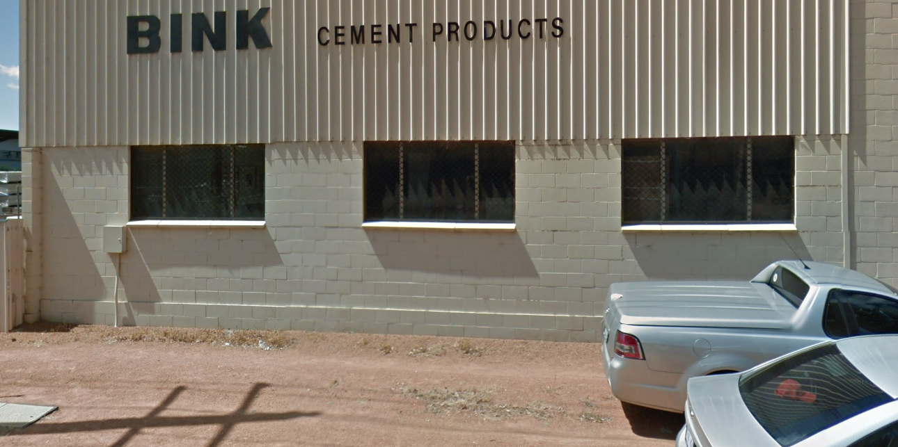 Bink Cement Products and Pavers