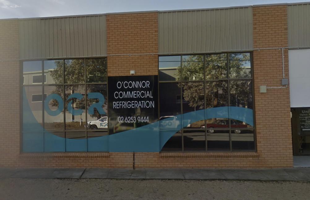 OCR – O'Connor Commercial Refrigeration