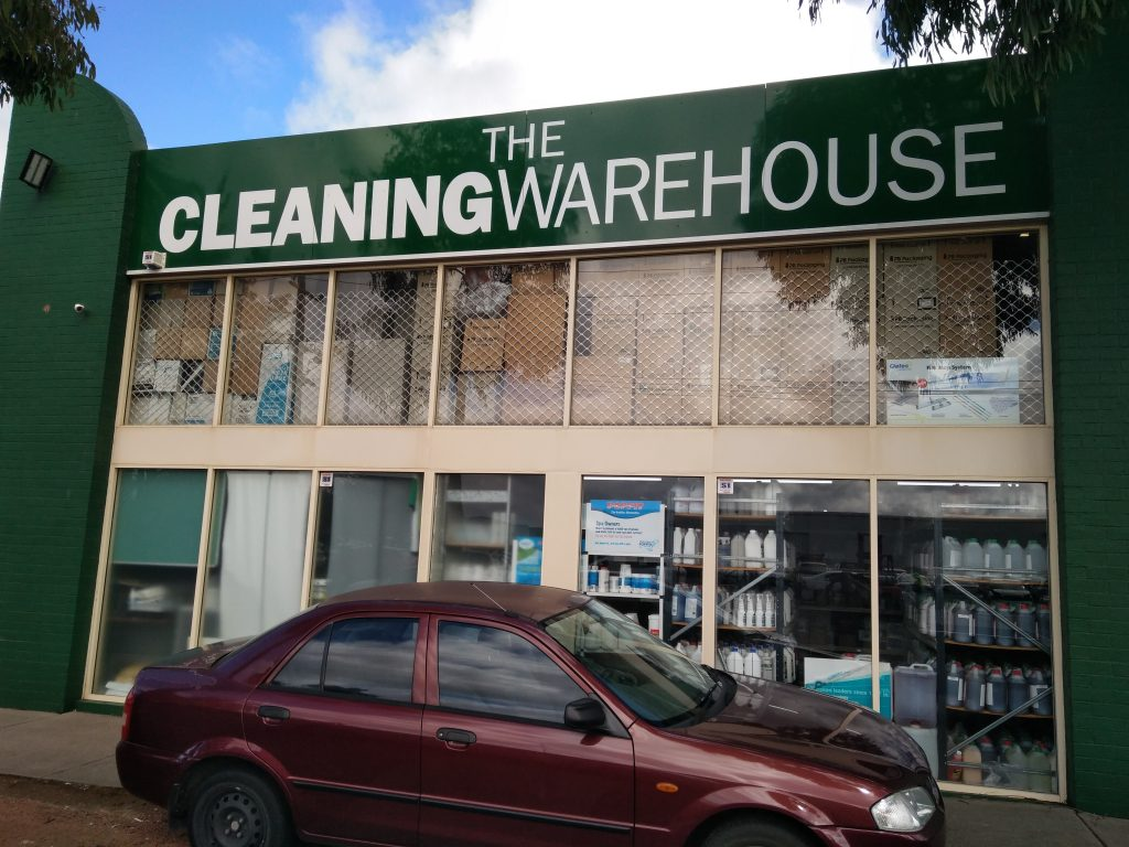 The Cleaning Warehouse