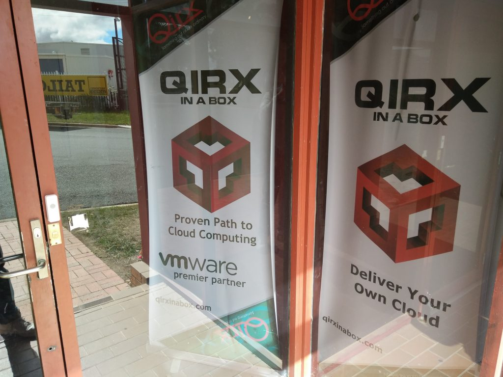 Qirx – Something Out Of The Ordinary