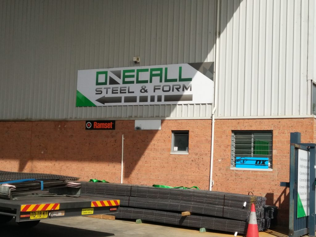 OneCall Steel & Form