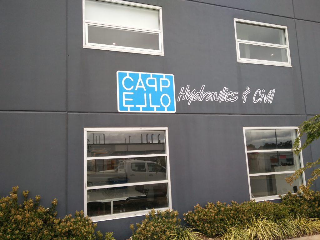 Cappello Hydraulics & Civil