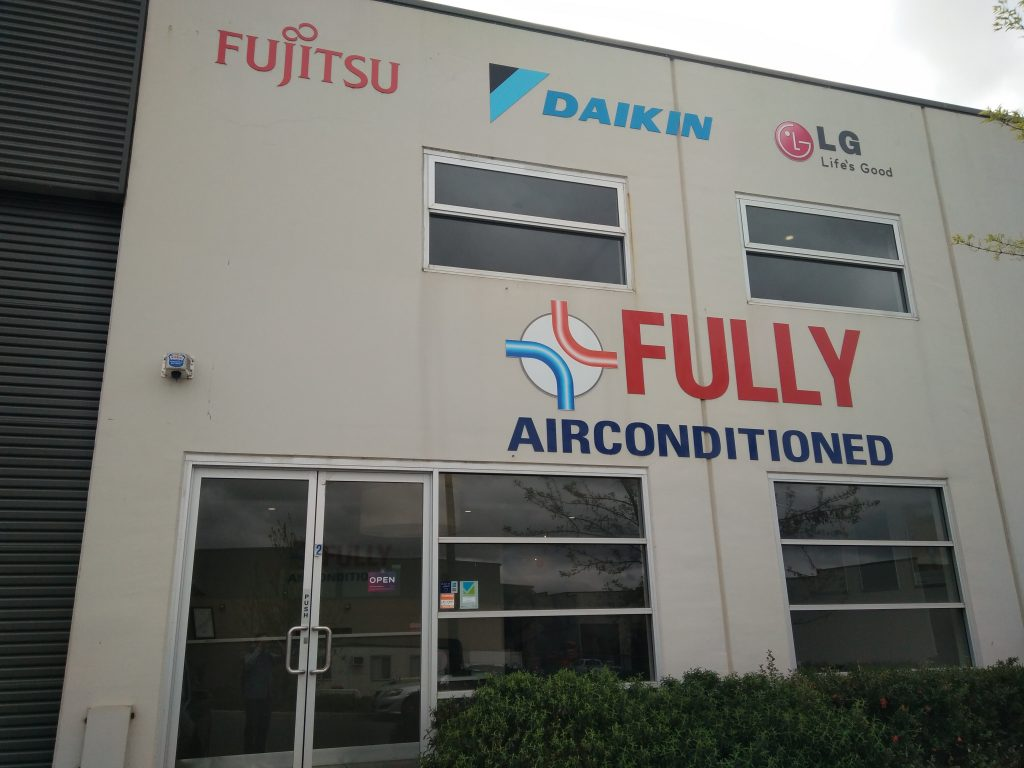 Fully Airconditioned
