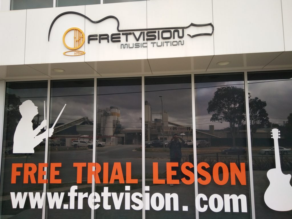 Fretvision Music Tuition