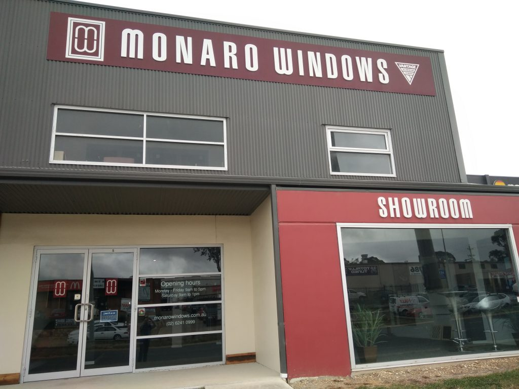 Monaro Windows – Mitchell