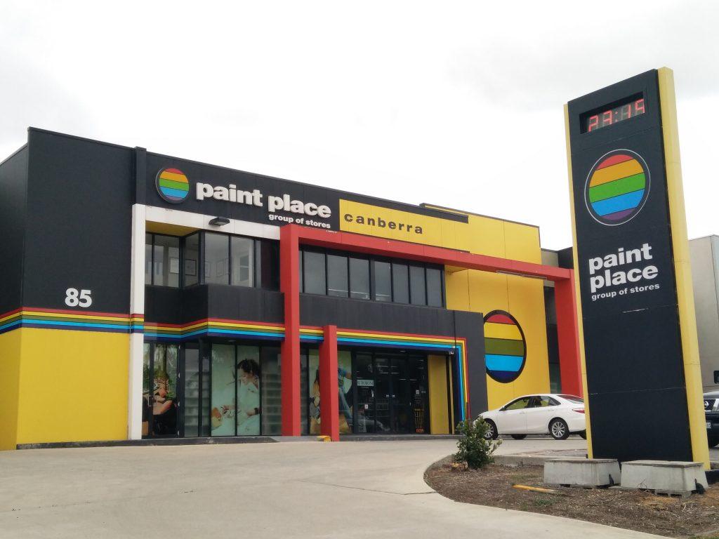 Paint Place