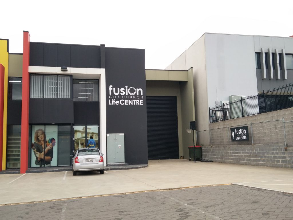 Fusion City Church Life CENTRE