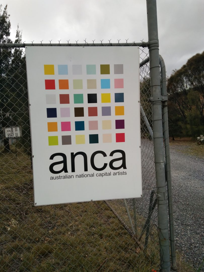 ANCA – Australian National Capital Artists Inc