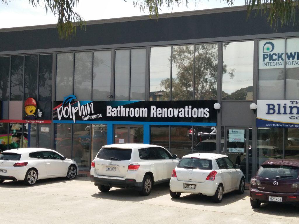 Dolphin Bathrooms