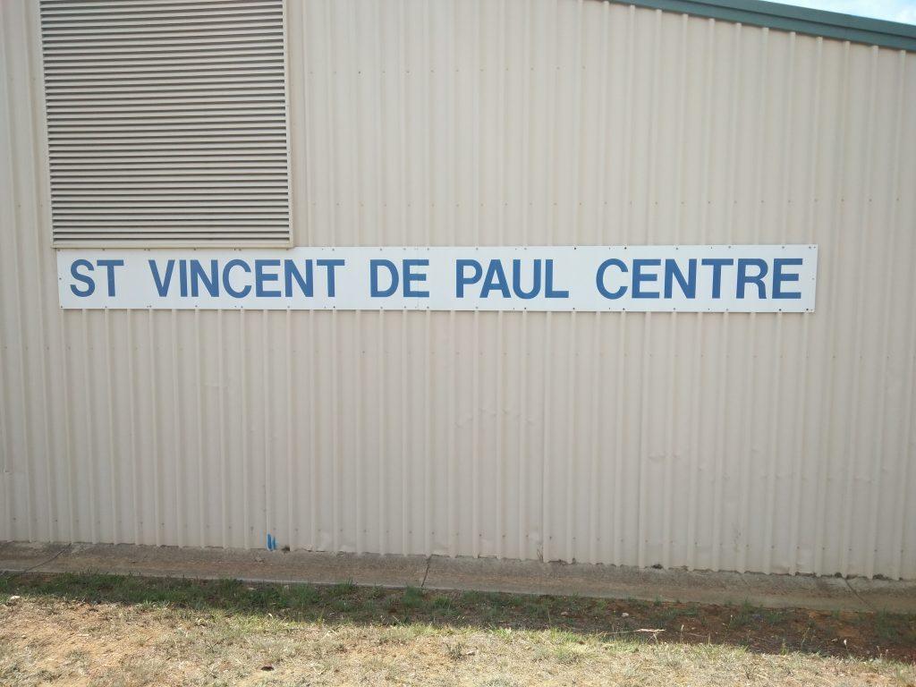 Vinnies Mitchell Warehouse