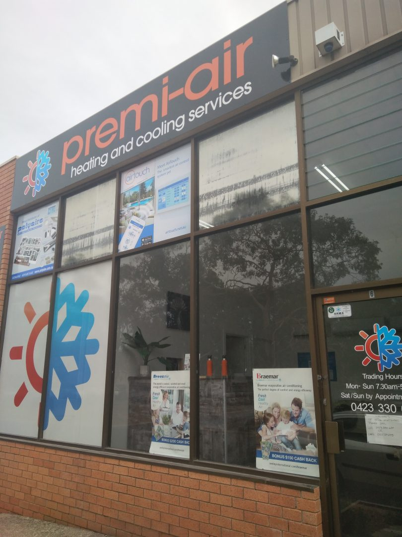 Premi-Air Heating And Cooling Services