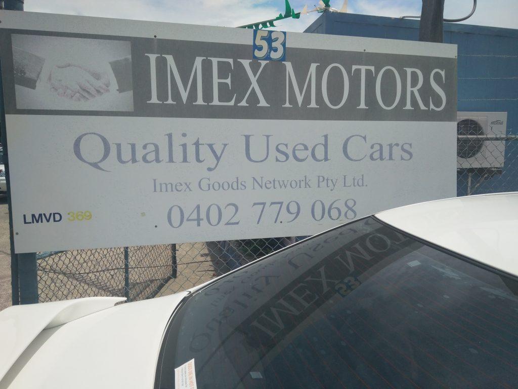 Imex Motors