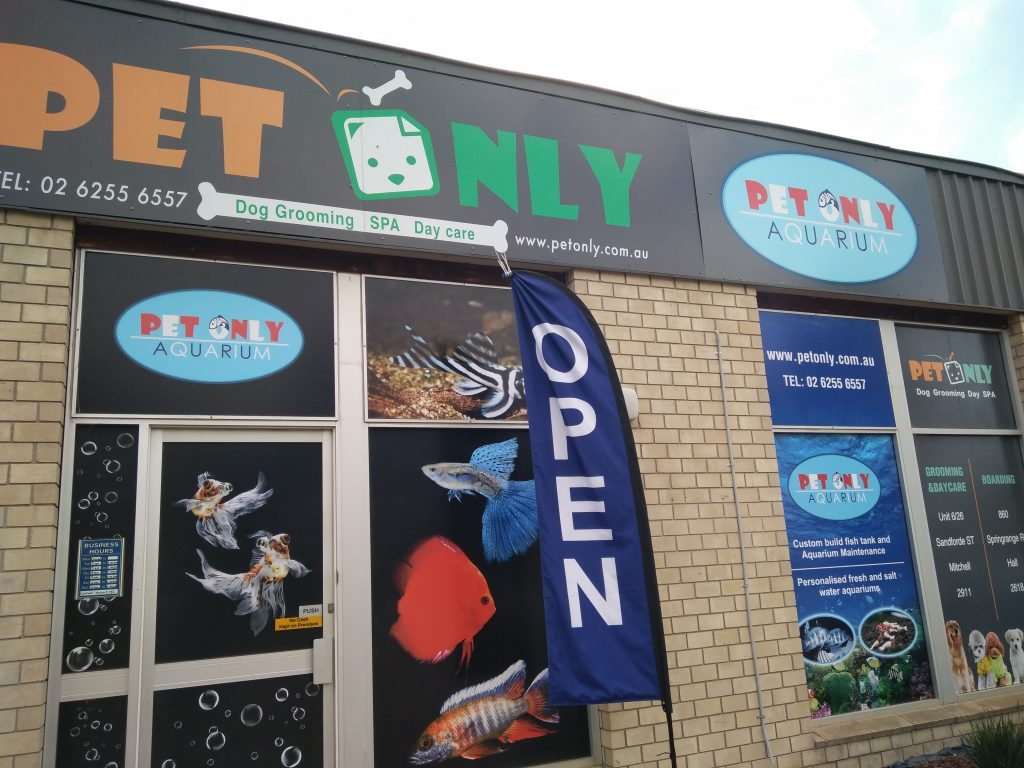 Pet only