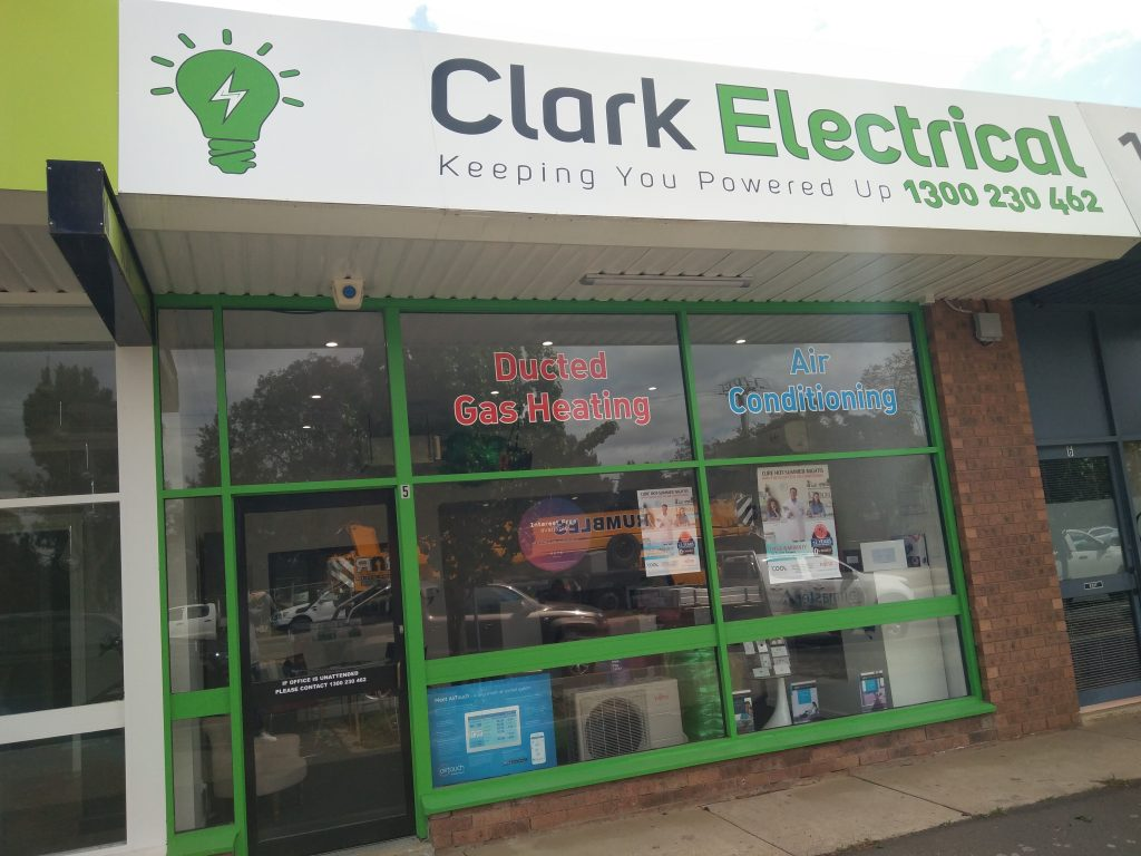 Clark Electrical & AirConditioning