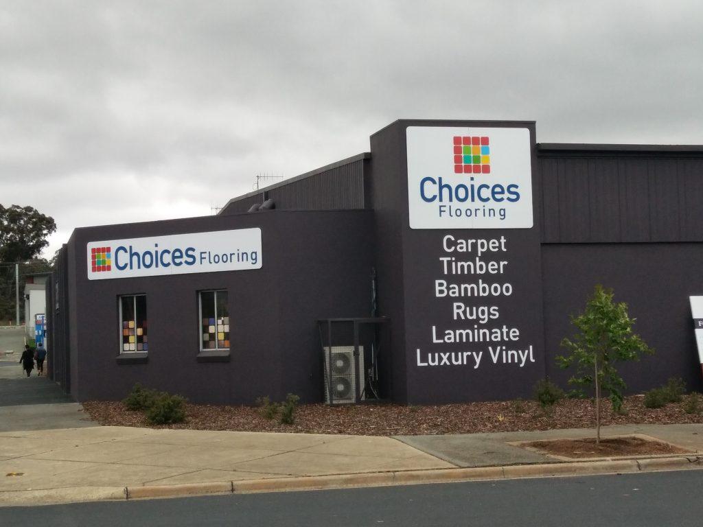 Choices Flooring Mitchell