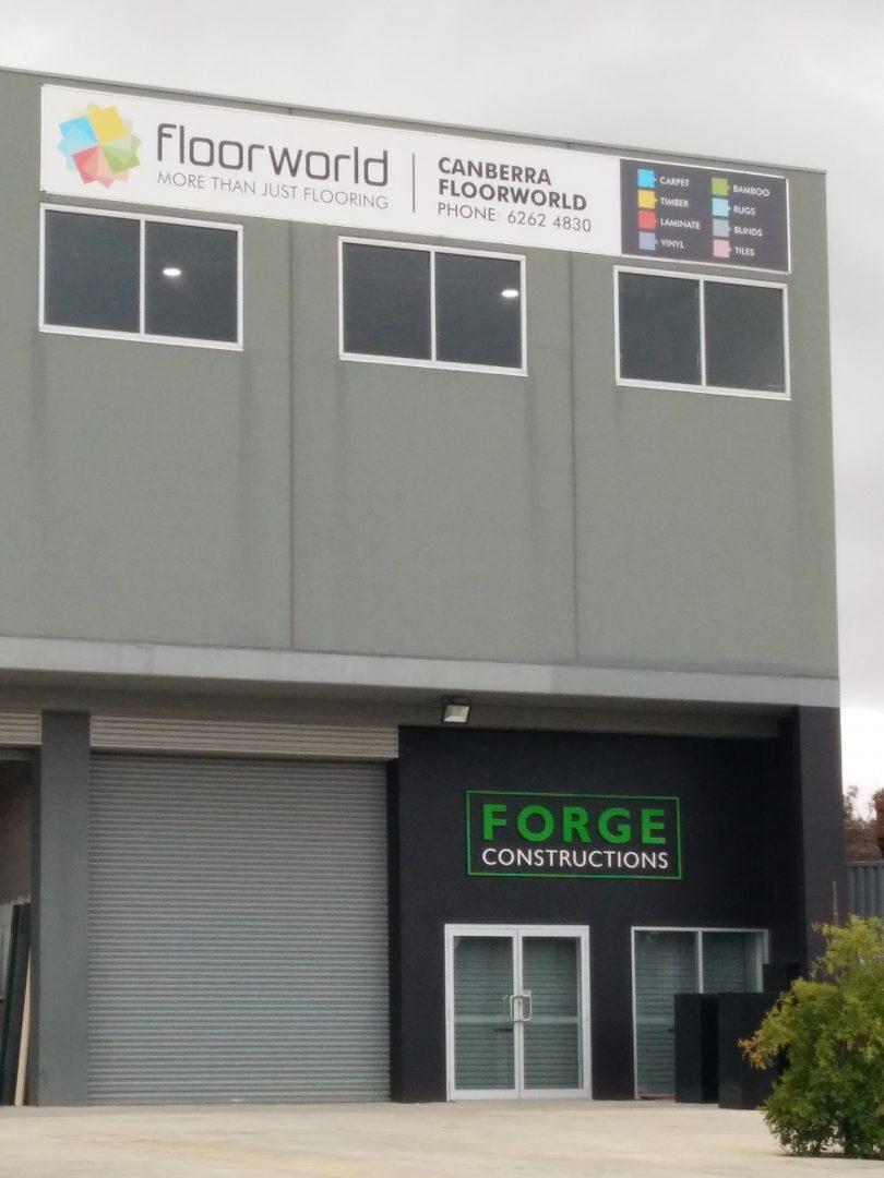Canberra Floorworld – Carpet & Flooring