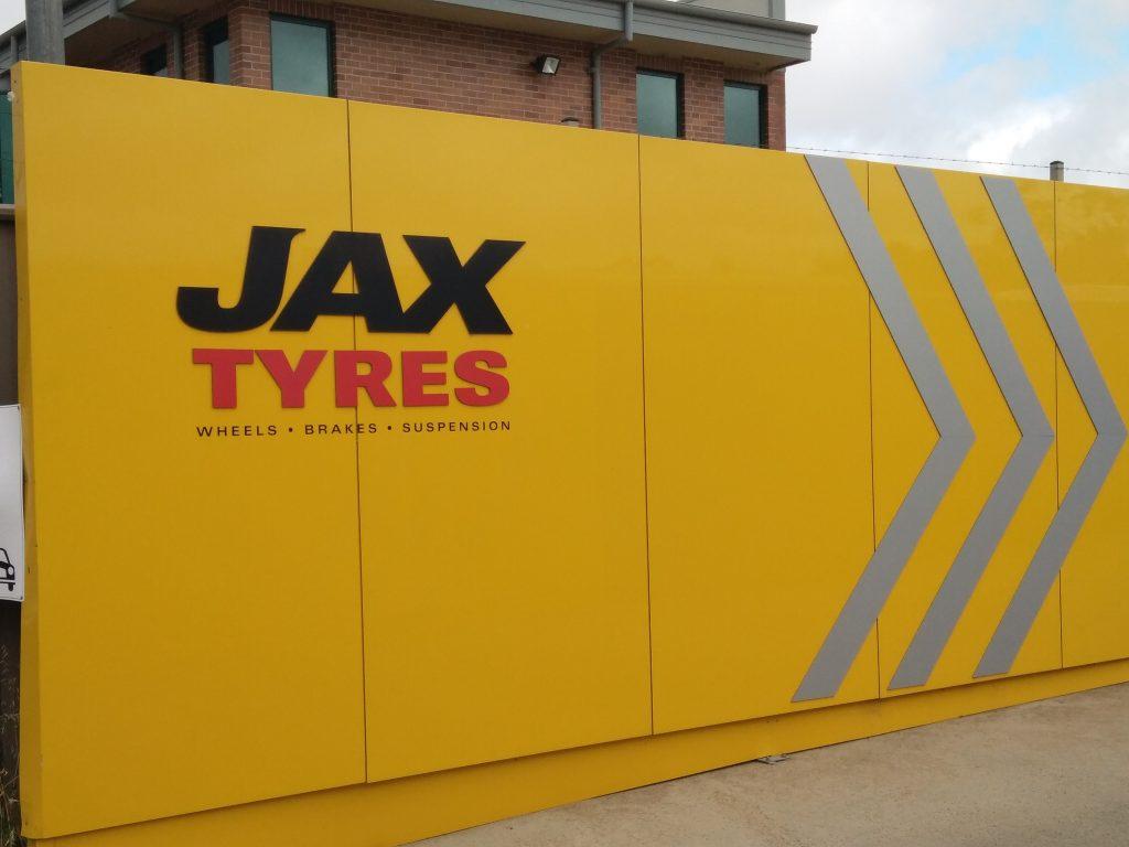 JAX Tyres Mitchell