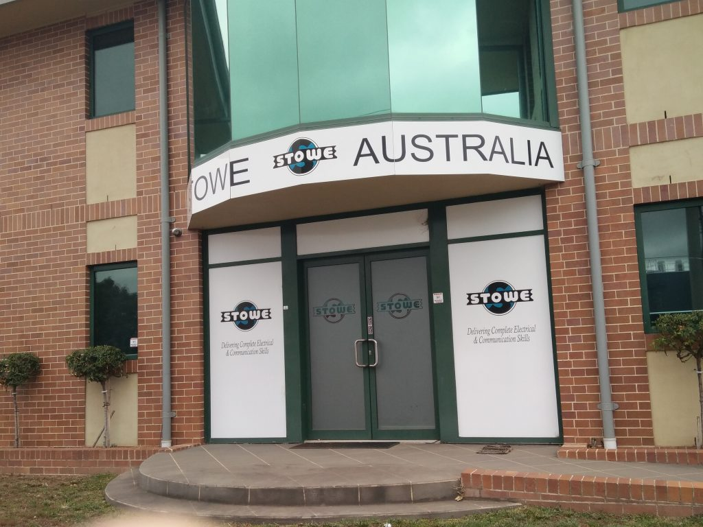 Stowe Australia