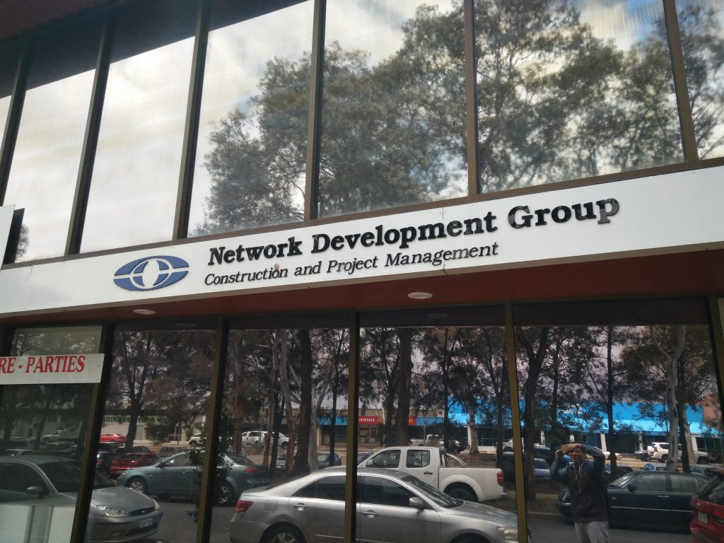 Network Development Group
