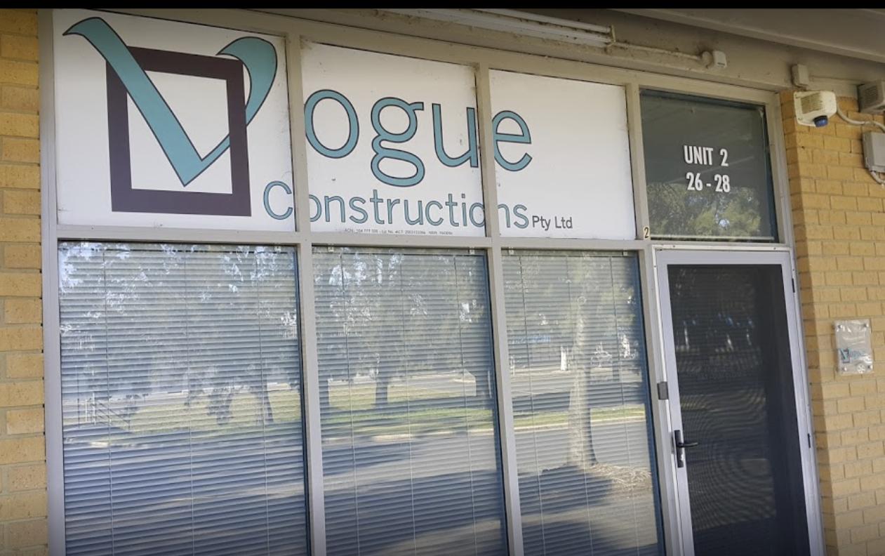 Vogue Constructions