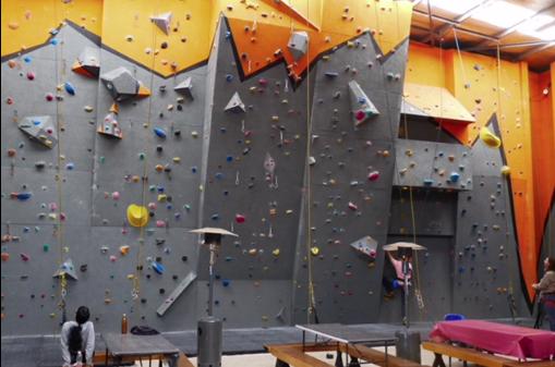 Canberra Indoor Rock Climbing